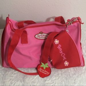 ⭐️HP⭐️ NWT 🍓 Strawberry Shortcake Berry Cool Bag